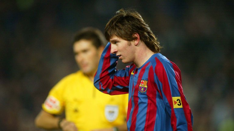 Легенда на Милан: Изправих се срещу Меси, когато беше само на 16, и веднага поисках смяна