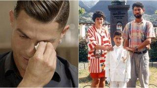 Бащата на Кристиано Роналдо умира, когато бъдещата звезда е само на 20 години