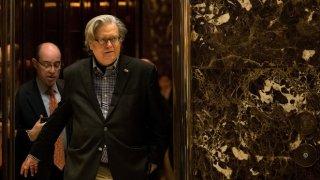 Бившият главен стратег на Тръмп напусна Breitbart