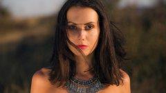 Мотото в живота на актрисата - да следва стихията на водата