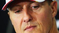 Михаел Шумахер претърпя операция в средата на септември, но оттогава няма подробности за здравословното му състояние