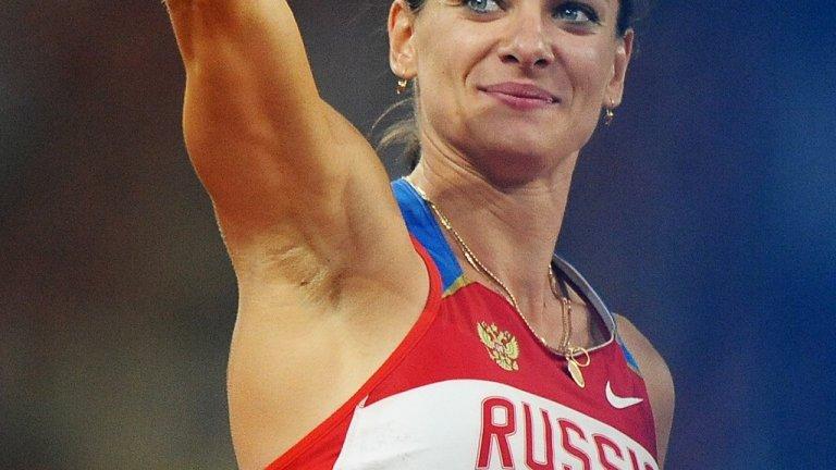 """Променената Елена Исинбаева: Изложи се на среща с Путин и е най-мразената в журито на """"Ледена епоха"""""""