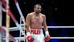 """Пулев спечели и втория си мач при професионалистите и в края на април ще се бие в """"Арена Армеец"""""""