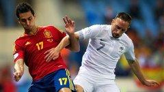 В мача Испания - Франция (1:1) Алваро Арбелоа стана третият краен защитник на Реал (Мадрид), получил контузия в тази пауза заради националните отбори