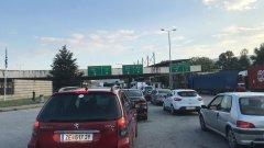 """Гърция тества всички влизащи през ГКПП """"Кулата"""" за COVID-19"""
