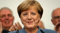 """66 процента от членовете на ГСДП подкрепиха продължаването на """"Голямата коалиция"""""""