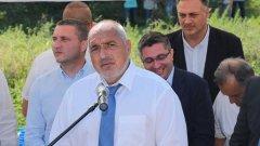 """Борисов обяви, че """"не е доволен"""" от дейността на директора на Агенцията по вписванията"""