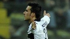 Никола Сансоне донесе победата на Сасуоло срещу Ювентус