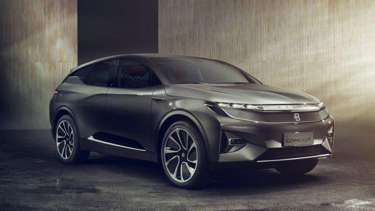 Byton M-ByteТози красив електрически седан беше показан още през януари 2020 г., но пандемията забави производството му. Сега китайският стартъп Byton планира да наводни пазара с електромобили от SUV сегмента и първи подред е M-Byte. Той има 408 конски сили, пробег от 390 километра и ще се предлага на приличната цена от около 45 хил. долара. Трябва да е на пазара в средата на 2021 г.