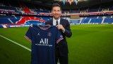Шеф на ПСЖ: Меси искаше да завърши кариерата си в Барселона