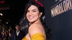 Актрисата от The Mandalorian планира да работи по филм в съдружие с консервативния журналист Бен Шапиро.