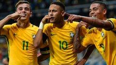 Бразилия, със сигурност, има звездите, за да стане световен шампион. А сега и статистиката е на тяхна страна.
