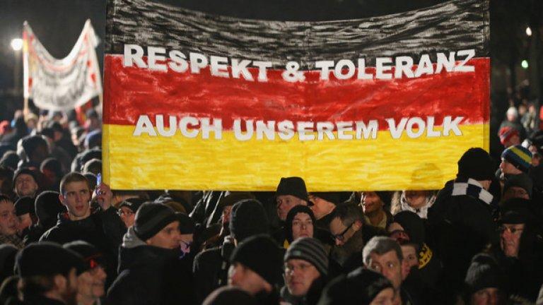 Крайно време да се промени представата за Германия като етническа нация, защото просто тя е дестинация за имигранти, не само мюсюлмани