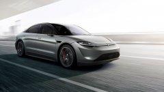 Компанията представи изненадващо своя електрическа кола