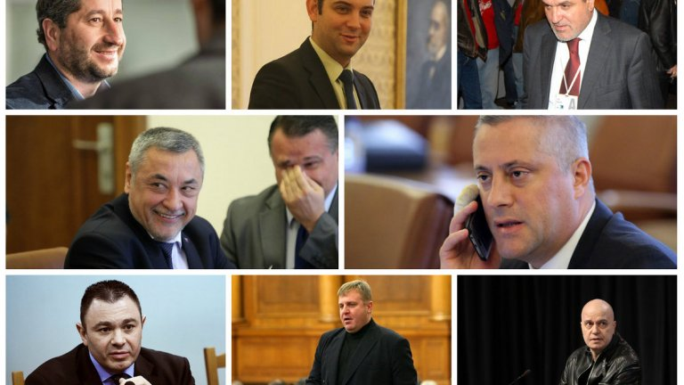 Партии, избори, референдуми... скандали