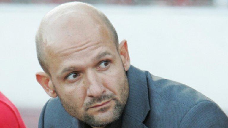 Радуканов ще диша по-спокойно по време на паузата в първенството