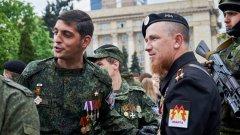Михаил Толстих - Гиви и Арсен Павлов - Моторола - двама от видните командири на украинските сепаратисти вече са екзекутирани