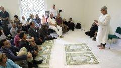 Сейран Атеш е имам в джамията, целта й е глобална реформа на исляма