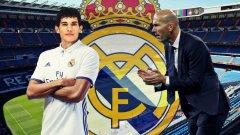 Зидан прибра още двама млади таланти това лято, промотира един от школата и позволи на друг да дебютира в цветовете на Реал. Вижте повече в галерията...