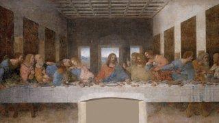 """Защо Леонардо да Винчи отказва да нарисува """"Тайната вечеря"""""""