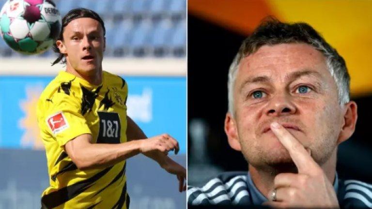 Дортмунд е отказал играч на Юнайтед в последния ден от пазара