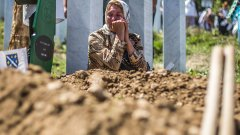 Роднините на безследно изчезналите жертви от Сребреница се надяват, че ще намерят поне част от останките им, така че най-накрая да могат да ги погребат