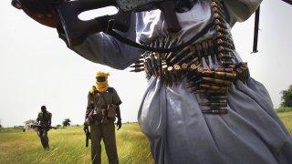 Тримата са жертви на джихадистка атака