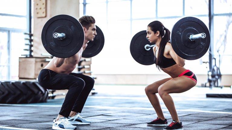 Веднъж станете ли яки - можете да постигнете каквото пожелаете с тялото си