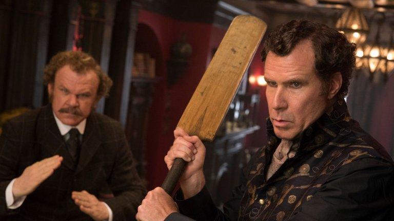 """Holmes and Watson"" с Уил Феръл"