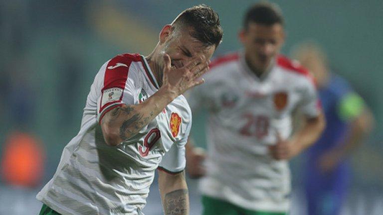 Могат ли Спас Делев и останалите национали отново да ни зарадват с победа? Беларус е неудобен, но все пак преодолим съперник