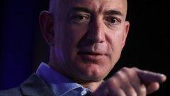 """""""Всеки ден е Ден първи за бизнеса"""", гласи една от мантрите зад шефа на Amazon и най-богат човек в света."""