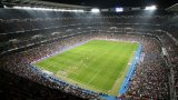 """Гледка от """"Сантяго Бернабеу"""" - дома на Реал."""