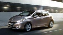 Peugeot 208 излиза на пазара през пролетта и трябва да продължи успехите на своите предшественици 206 и 207
