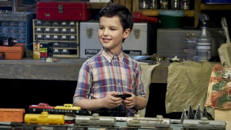 Young Sheldon Сезон: 2 Телевизия: CBS  Премиера: 24 септември