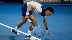 58-ият в света изхвърли Джокович от Australian Open 2018