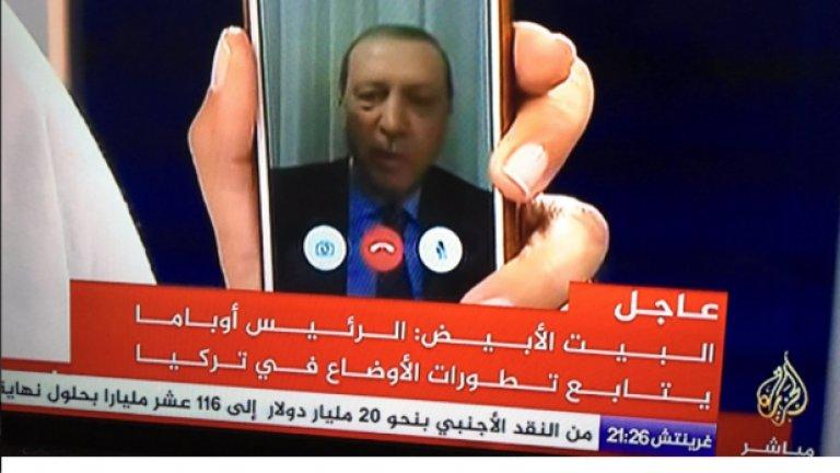 Възможно ли е Ердоган сам да си е организирал преврата
