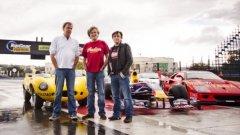 Бившите водещи на Top Gear ще разполагат с рекорден бюджет за новото си шоу