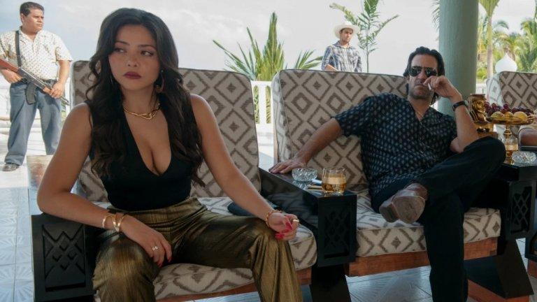 Тереза Руиз играе ролята на влиятелна нарткотрафикантка в сериала Narcos