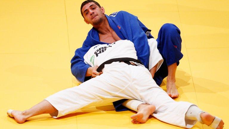 След изтощаваща битка Ивайло Иванов отпадна от Олимпийските игри