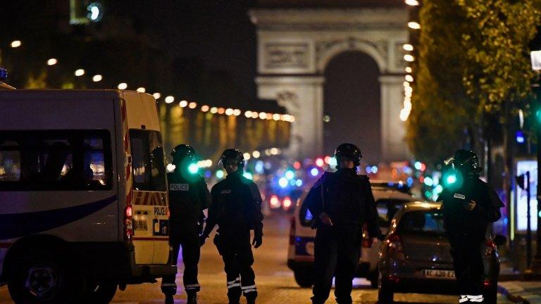 Френски медии: Арестуваха терорист, подготвял атаки в Париж и България