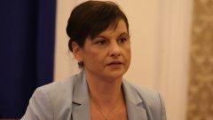 От страна на ГЕРБ на срещите ще присъстват д-р Даниела Дариткова (на снимката), Менда Стоянова и Цвета Караянчева.