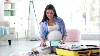 Как се подготвих за раждането, без да спирам да работя