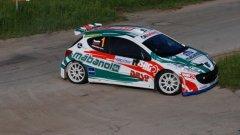 Крум Дончев вече е зад волана на Peugeot 207 S2000.