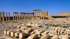 Така изглеждаше Храмът на Бел