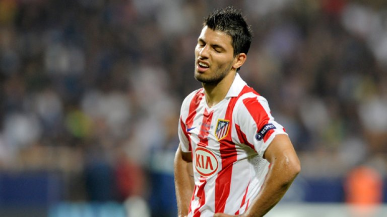 Ще успее ли Серхио Агуеро да се представи на ниво в националния отбор след като бъдещето му е неясно?
