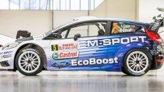 Пилотите на M-Sport ще се състезават с нови цветове през 2015