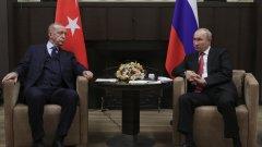 Обсъждали са руско оръжие, Либия и Сирия