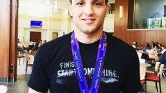 Иванов записа загуба още в първия си мач