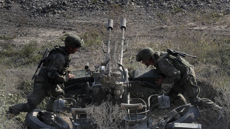 """""""Кавказ 2020"""" е тест за способна руската армия при евентуален военен конфликт"""