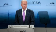 Вицепрезидентът Байдън заплаши Русия с още икономически санкции
